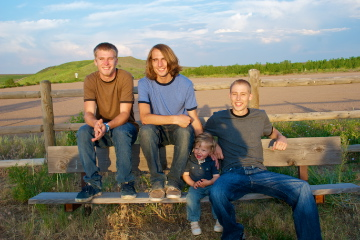 All the boys that made me a Mother.